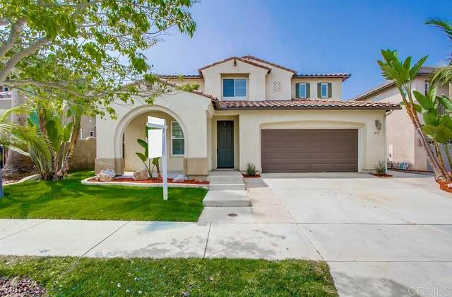1474 Oakpoint Ave, Chula Vista, CA 91913 (#200045164) :: Neuman & Neuman Real Estate Inc.