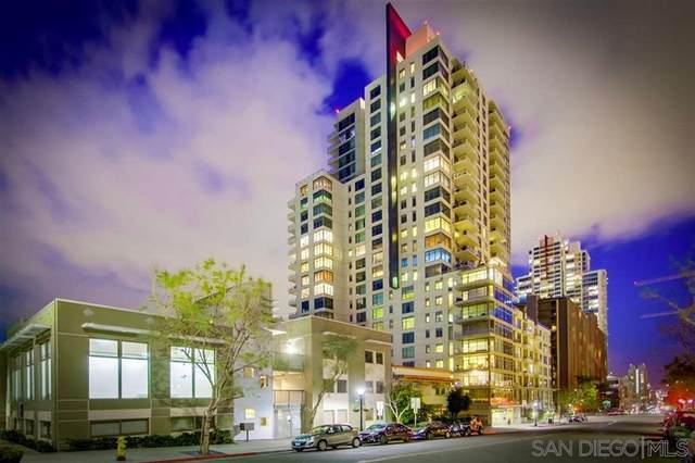 1441 9Th Ave #304, San Diego, CA 92101 (#200045197) :: Compass
