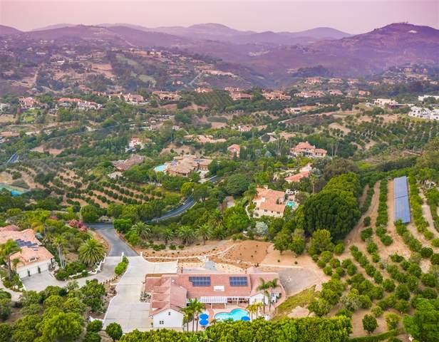 6389 Via Naranjal, Rancho Santa Fe, CA 92067 (#200045235) :: Neuman & Neuman Real Estate Inc.