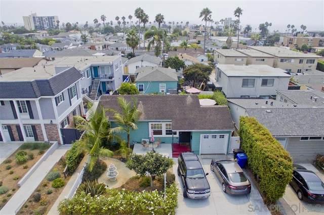 831-33 Sapphire St, San Diego, CA 92109 (#200045239) :: Compass