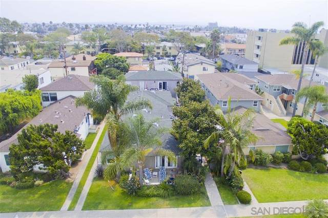1033-39 Diamond, San Diego, CA 92109 (#200045242) :: The Stein Group
