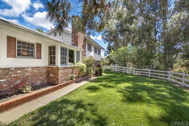 3427 N Twin Oaks Valley Road, San Marcos, CA 92069 (#200045293) :: Neuman & Neuman Real Estate Inc.