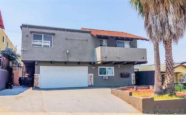 4038 48th Street, San Diego, CA 92105 (#200045313) :: Neuman & Neuman Real Estate Inc.