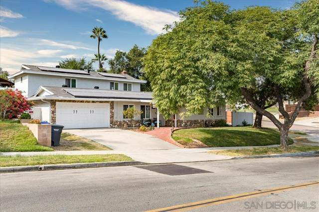 1374 Darby St, Spring Valley, CA 91977 (#200045323) :: Neuman & Neuman Real Estate Inc.