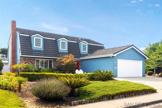 8717 Dent Court, San Diego, CA 92119 (#200045353) :: Neuman & Neuman Real Estate Inc.