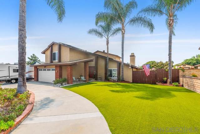 919 Centurion Pl, Escondido, CA 92026 (#200045356) :: Neuman & Neuman Real Estate Inc.