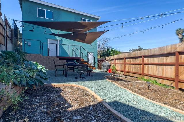 2783 Market St, San Diego, CA 92102 (#200045425) :: Neuman & Neuman Real Estate Inc.