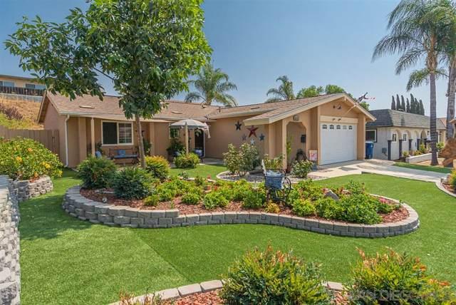 10115 Carreta Drive, Santee, CA 92071 (#200045431) :: Compass