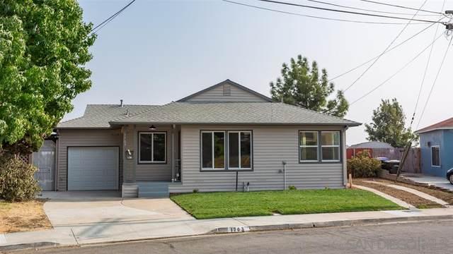 1703 Midvale Dr, San Diego, CA 92105 (#200045433) :: Neuman & Neuman Real Estate Inc.