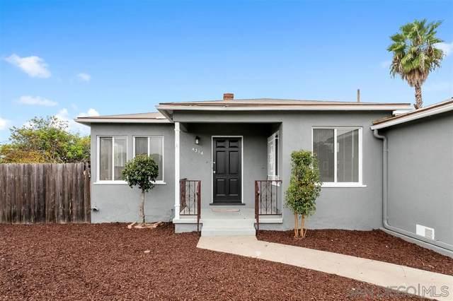 4314 Harvard Ave, La Mesa, CA 91942 (#200045439) :: Neuman & Neuman Real Estate Inc.
