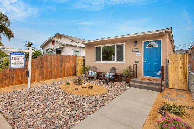 4521 37th Street, San Diego, CA 92116 (#200045445) :: Cay, Carly & Patrick | Keller Williams