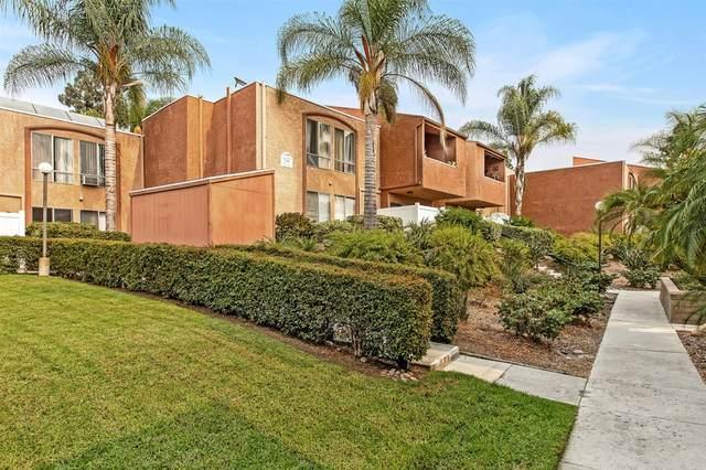 7740 Margerum #109, San Diego, CA 92120 (#200045464) :: Neuman & Neuman Real Estate Inc.