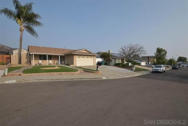 10627 Sanfred Court, Santee, CA 92071 (#200045465) :: Compass