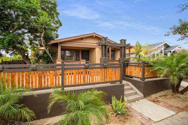 2924 Dwight St, San Diego, CA 92104 (#200045470) :: The Stein Group
