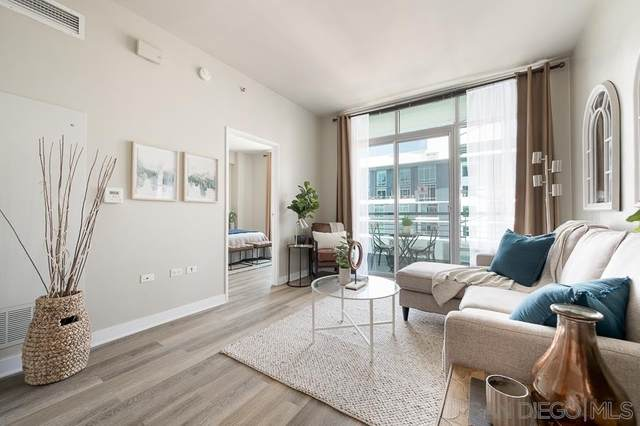 425 W Beech Street #1607, San Diego, CA 92101 (#200045504) :: Tony J. Molina Real Estate
