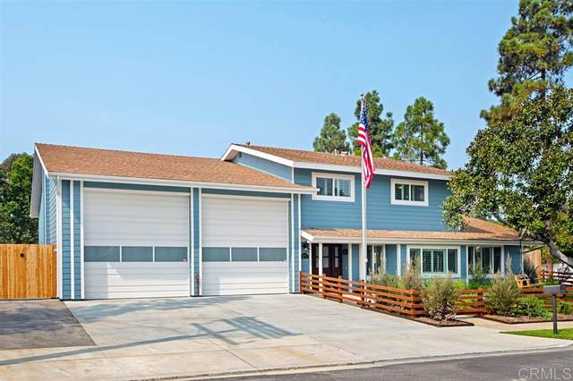3701 Catalina Dr, Carlsbad, CA 92010 (#200045505) :: The Stein Group