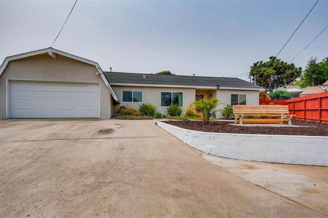 8807 Arrowhead Ct., Santee, CA 92071 (#200045521) :: Neuman & Neuman Real Estate Inc.