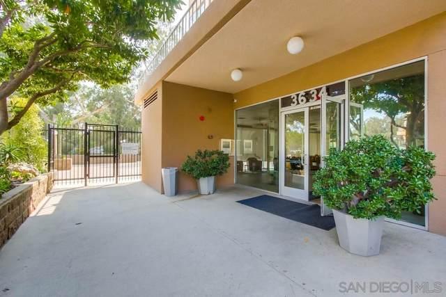 3634 7th Ave 3A, San Diego, CA 92103 (#200045613) :: Compass