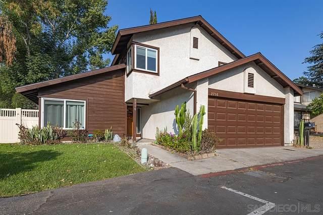 2716 Grade Pl, Spring Valley, CA 91977 (#200045679) :: Neuman & Neuman Real Estate Inc.