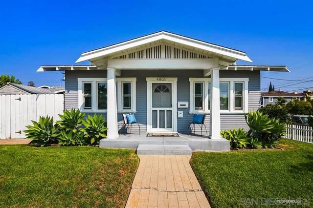 4803 Bancroft St, San Diego, CA 92116 (#200045700) :: Farland Realty