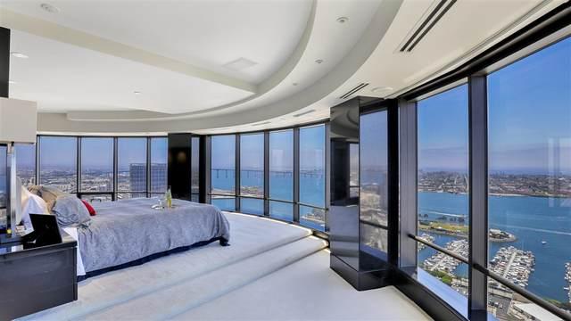 100 Harbor Drive 3803 & 3804, San Diego, CA 92101 (#200045719) :: Neuman & Neuman Real Estate Inc.