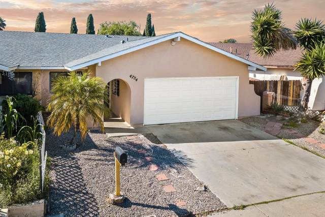 4754 Calle Los Santos, Oceanside, CA 92057 (#200045744) :: Neuman & Neuman Real Estate Inc.