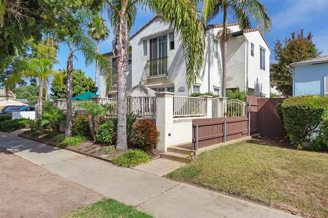 1219 Felspar St #3, San Diego, CA 92109 (#200045793) :: Tony J. Molina Real Estate