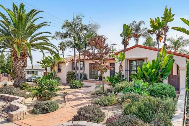 4693 El Cerrito Dr, San Diego, CA 92115 (#200045892) :: Neuman & Neuman Real Estate Inc.