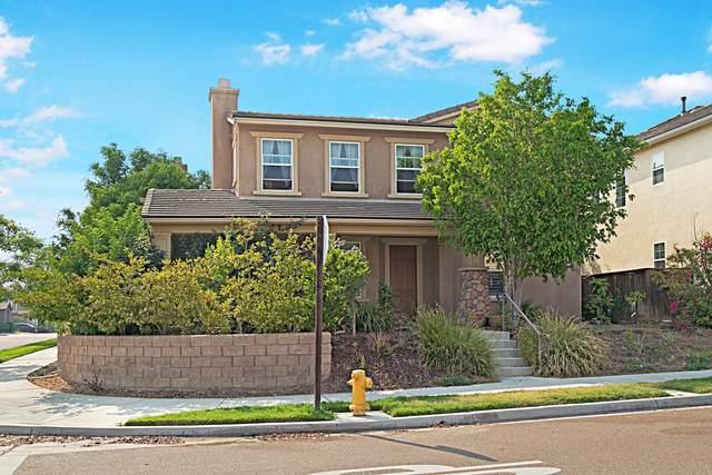 17308 Eagle Canyon Pl, San Diego, CA 92127 (#200045926) :: Tony J. Molina Real Estate