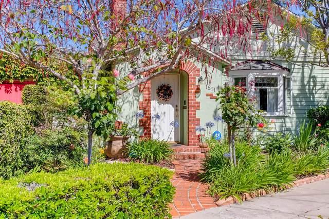1811 Sheridan Ave, San Diego, CA 92103 (#200045935) :: SunLux Real Estate