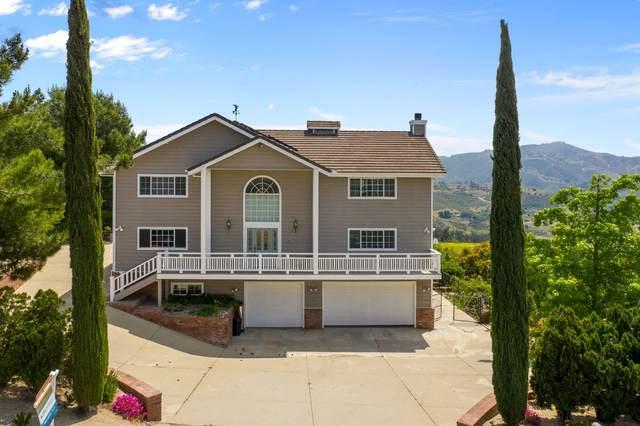 42243 Via Del Gavilan, Fallbrook, CA 92028 (#200045949) :: Team Forss Realty Group