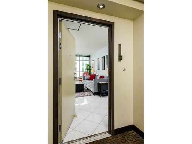 425 W Beech #1453, San Diego, CA 92101 (#200045960) :: Tony J. Molina Real Estate