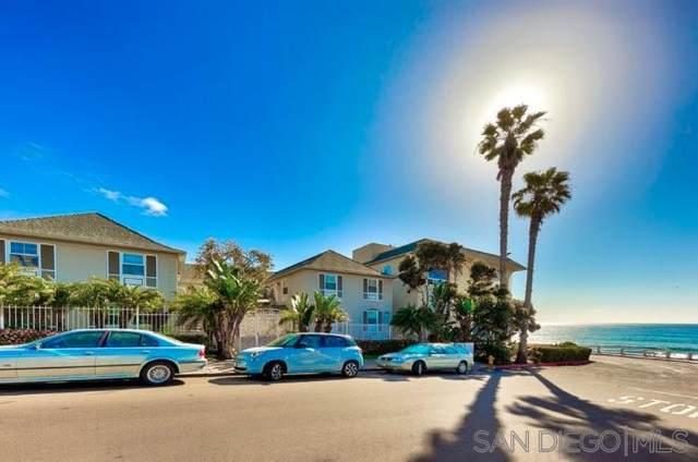215 Bonair #11, La Jolla, CA 92037 (#200045997) :: Team Forss Realty Group