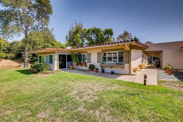 16659 Bernardo Oaks Dr, San Diego, CA 92128 (#200045998) :: The Miller Group