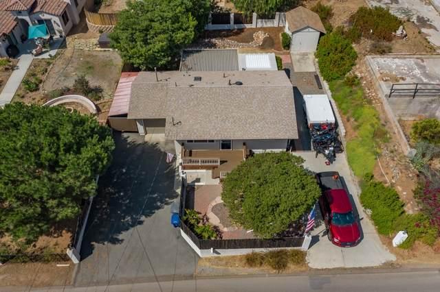 2219 Crest Dr, El Cajon, CA 92021 (#200046049) :: Neuman & Neuman Real Estate Inc.