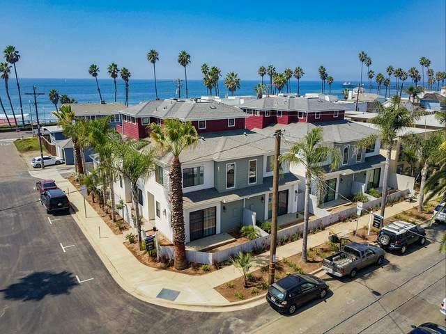 519 & 523 S Myers, Oceanside, CA 92054 (#200046146) :: Neuman & Neuman Real Estate Inc.