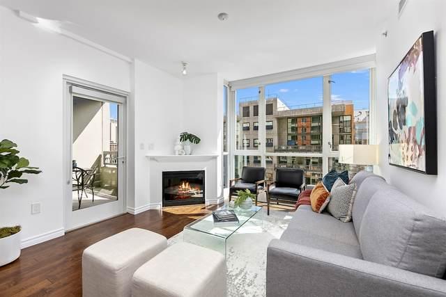 300 W Beech St #1010, San Diego, CA 92101 (#200046155) :: Tony J. Molina Real Estate