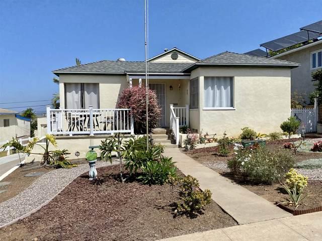 4630 Santa Cruz Ave., San Diego, CA 92107 (#200046239) :: Neuman & Neuman Real Estate Inc.