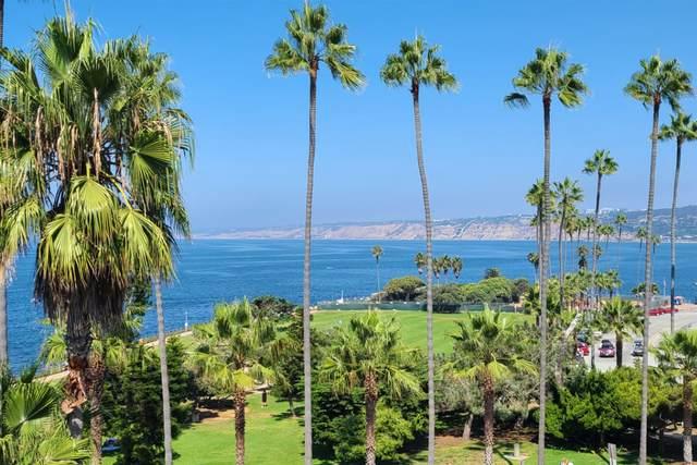 1040 Coast Blvd S #404, La Jolla, CA 92037 (#200046250) :: SunLux Real Estate