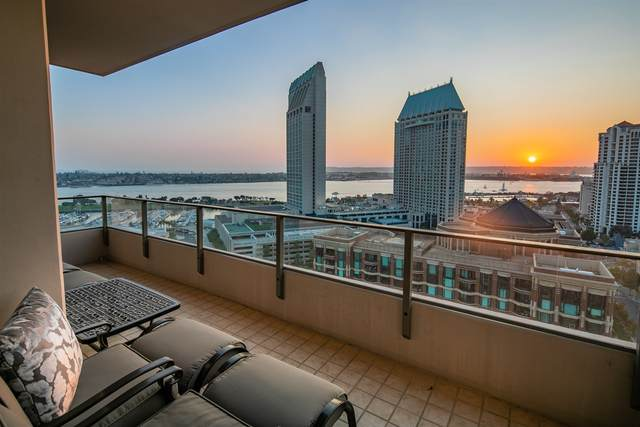 550 Front St. #1706, San Diego, CA 92101 (#200046274) :: Keller Williams - Triolo Realty Group