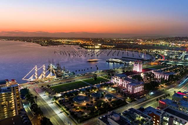 1388 Kettner Blvd #3405, San Diego, CA 92101 (#200046279) :: Tony J. Molina Real Estate