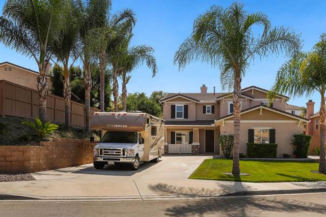 1101 Newcastle Ct, Oceanside, CA 92056 (#200046302) :: Team Forss Realty Group
