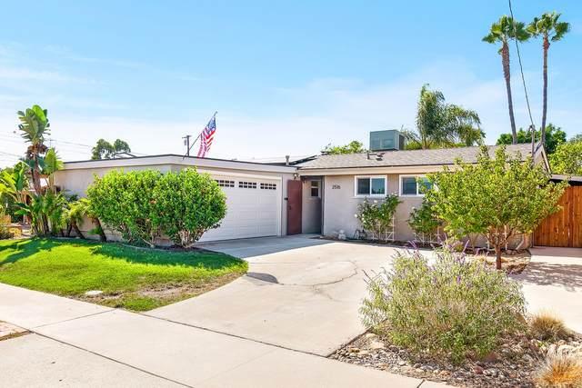 2516 Raymell Dr, San Diego, CA 92123 (#200046319) :: Tony J. Molina Real Estate
