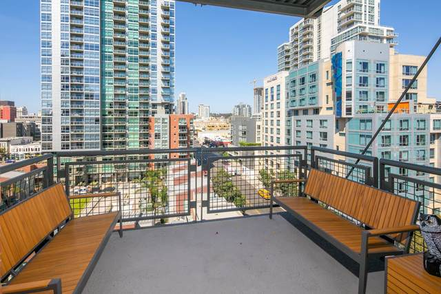 877 Island Avenue #804, San Diego, CA 92101 (#200046357) :: Tony J. Molina Real Estate