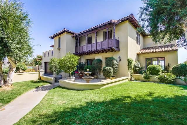 17708 Camino De La Mitra, Rancho Santa Fe, CA 92067 (#200046365) :: Neuman & Neuman Real Estate Inc.