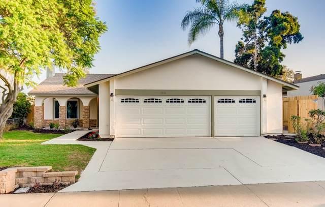 1021 Hazen Dr, San Marcos, CA 92069 (#200046396) :: Neuman & Neuman Real Estate Inc.