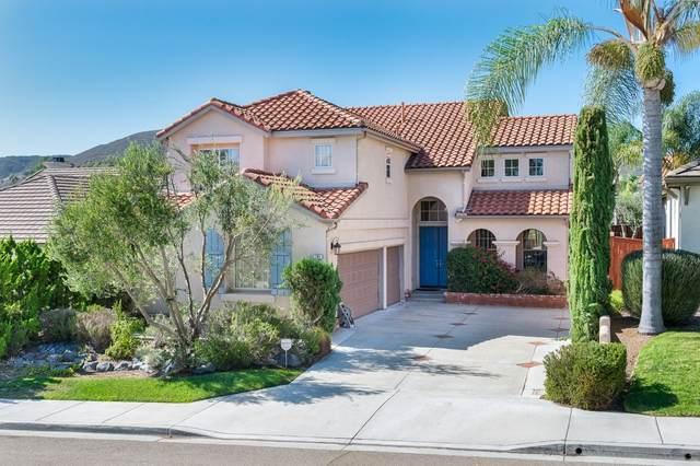 591 Chesterfield Circle, San Marcos, CA 92069 (#200046397) :: Neuman & Neuman Real Estate Inc.