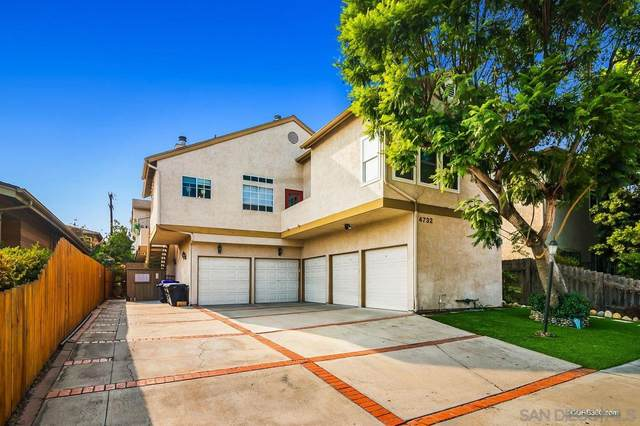 4732 34Th St #4, San Diego, CA 92116 (#200046415) :: Team Forss Realty Group