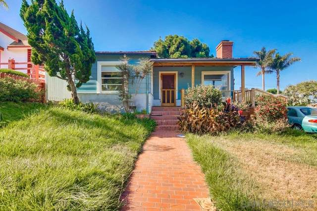 4521 Saratoga Ave, San Diego, CA 92107 (#200046465) :: SunLux Real Estate