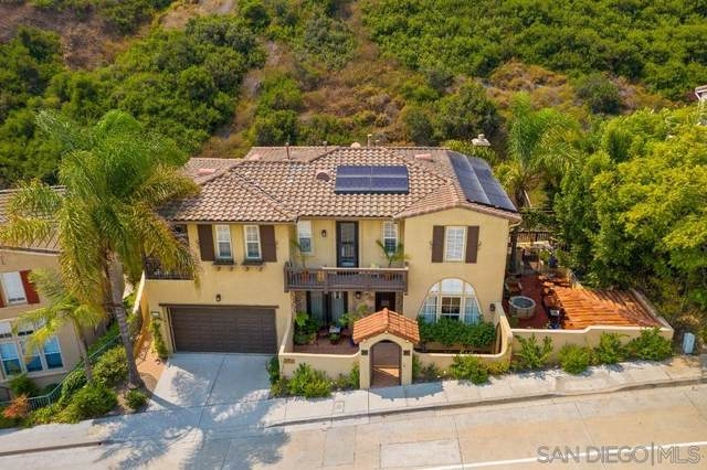 2775 Ridgegate Row, La Jolla, CA 92037 (#200046479) :: Neuman & Neuman Real Estate Inc.